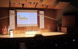 Salamanca se promociona como sede de congresos, eventos e incentivos en la feria IBTM de Barcelona