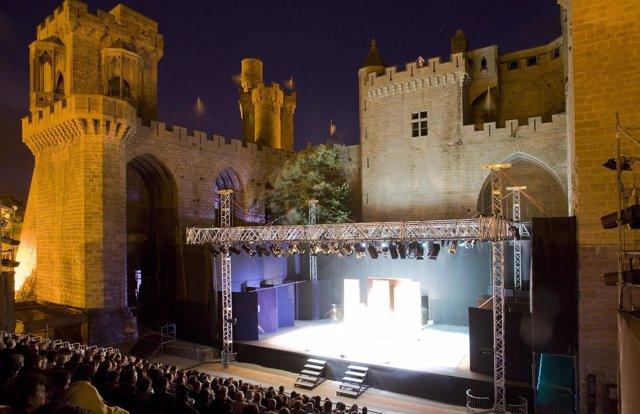 Festival De Teatro Clásico De Olite