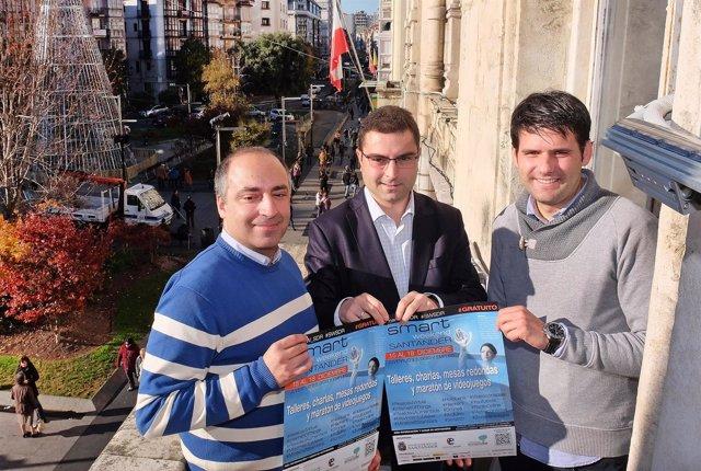Presentación del II Smart Weekend Santander