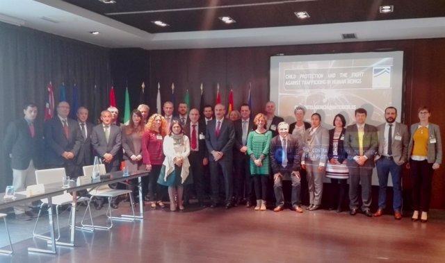 Encuentro del CITCO contra la trata de personas