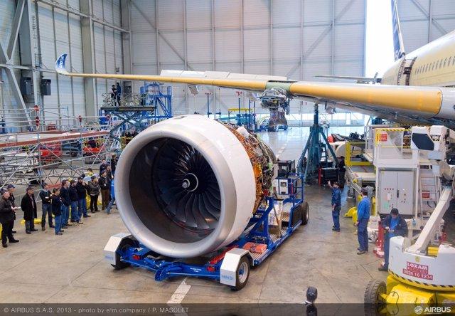 Planta de Airbus