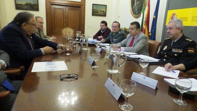 Reunión De La Comision Regional De Prevencion Y Erradicacion De La Violencia En