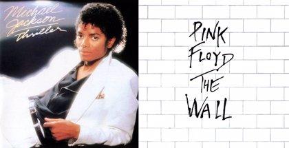 Gran día para la música: 34 años de Thriller de Michael Jackson y 37 años de The Wall de Pink Floyd