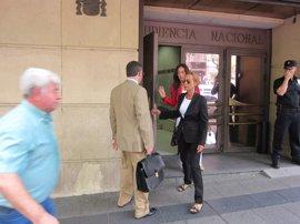 """La exmujer de Correa asegura que """"nunca ha recibido dinero de nadie"""""""