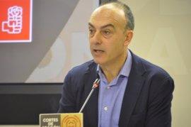"""PSOE dice que Aragón necesita una """"sensación de más unidad"""" ante la reunión del CPFF"""