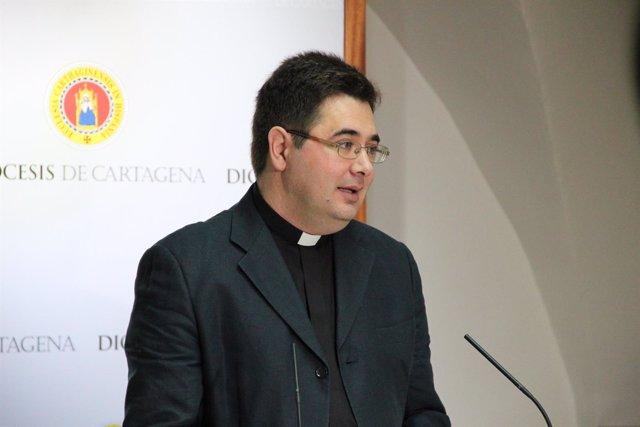 El Vicario Judicial, Gil José Sáez