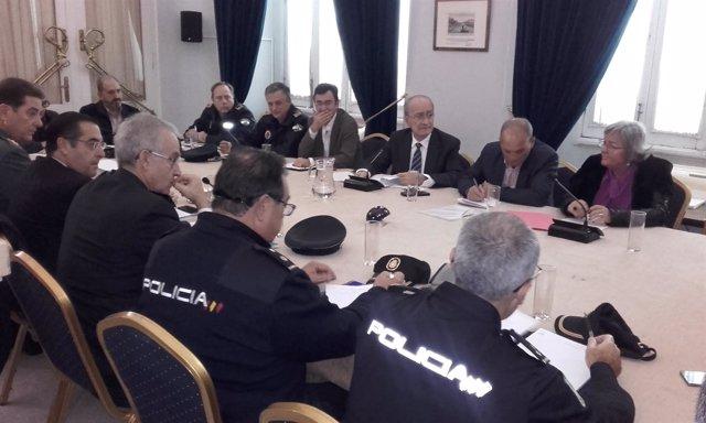 Nota De Prensa Junta Local Seguridad Navidad Y Maratón Ayuntamiento De Málaga