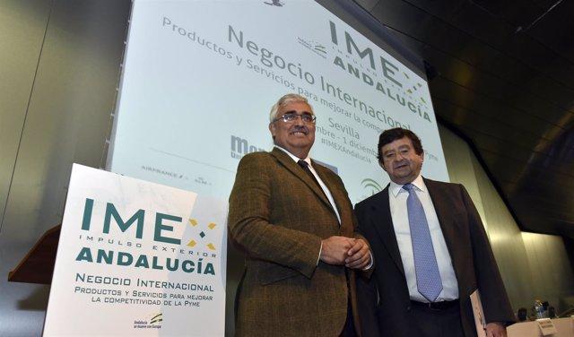 Arellano inaugura la Feria de Negocios Imex Andalucía 2016