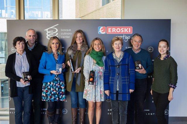 Nota De Prensa: Eroski Desarrolla Su Nueva Gama Gourmet, Testada Por Basque Culi