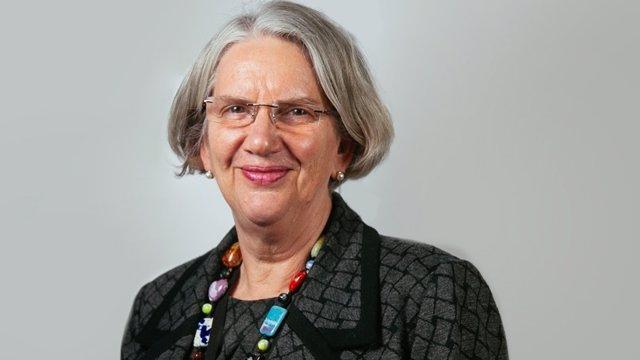 La baronesa Judith Jolly