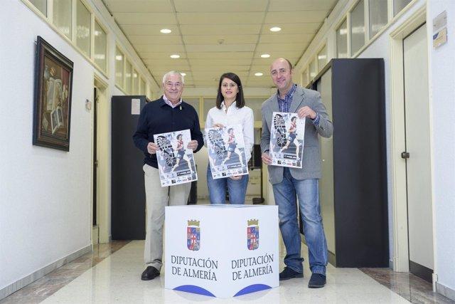 Diputación colabora con la Carrera Popular de Abla.