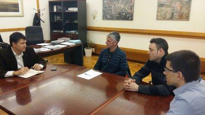 El Gobierno de Aragón muestra su apoyo para el mantenimiento de los puestos de trabajo de Hidro Nitro en Monzón