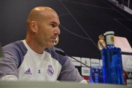 """Zidane: """"Pase lo que pase en el Clásico, no va a ser determinante"""""""