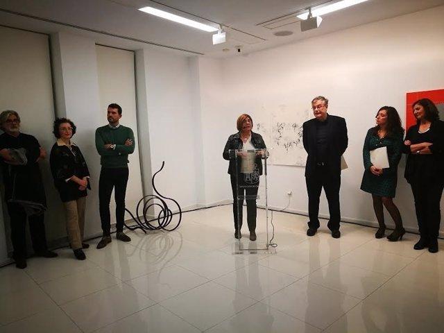 Fallo certamen Artes Plásticas Diputación de Cáceres