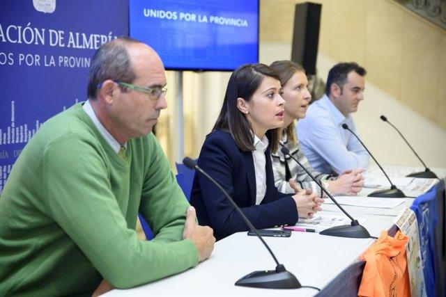 Diputación colabora con la Fiesta del Deporte de Asprodesa desde hace 4 años.