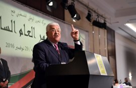 """Abbas subraya la """"necesidad"""" de negociar con Israel, pero no reconocerá un estado judío"""