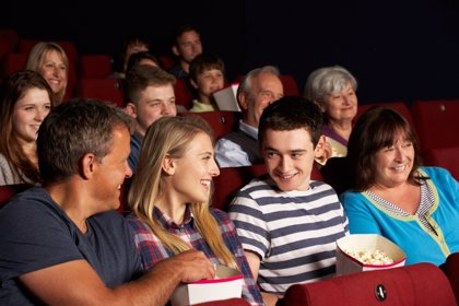 La influencia del cine en los adolescentes y jóvenes