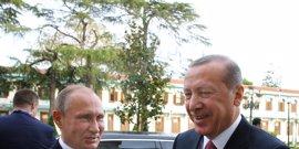 Putin y Erdogan coinciden en la necesidad de un alto el fuego en Alepo