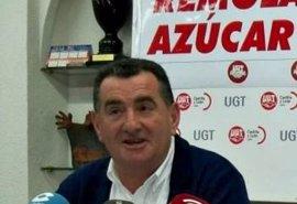 """UGT en Azucarera muestra su indignación a Herrera por """"olvidar"""" a dicha compañía al hablar del sector"""