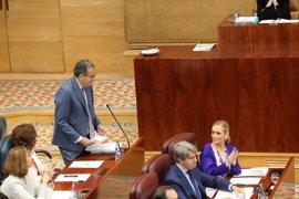 Ossorio respeta la presunción de inocencia respecto a la diputada María José Aguado