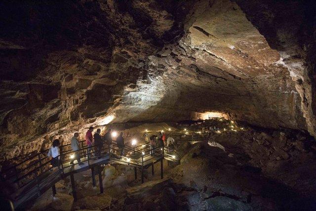Cueva de El Pendo, en Escobedo de Camargo, declarada Patrimonio de la Humanidad