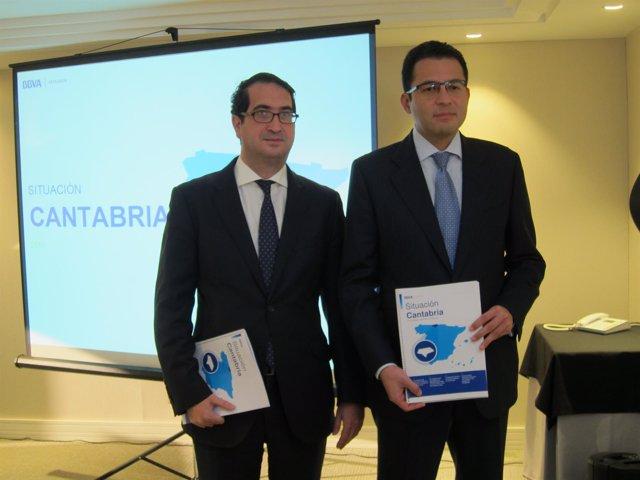 Presentación informe Cantabria BBVA