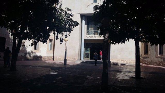 Juzgados de Benalúa de Alicante