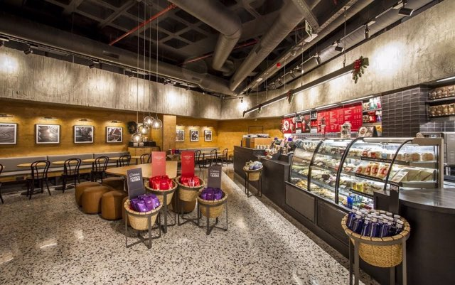 Starbucks de Puerto Venecia