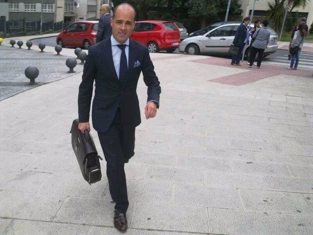 El secretario general de la CEL, Jaime López