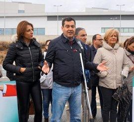 """Moreno: En Bruselas """"he tenido agenda de presidente"""" y Susana Díaz de """"trampolín"""" para el PSOE"""