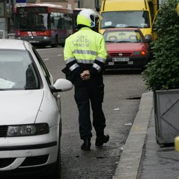 Agentes de Movilidad de Madrid