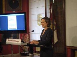 Logroño tendrá 169,5 millones de Presupuesto 2017, al contar con 70 enmiendas de C's y PR+