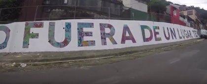 El mural más largo de Costa Rica, una idea de unión comunitaria