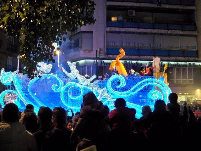 Cabalgata de Reyes Murcia