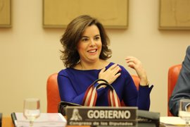 Santamaría garantiza colaboración a Rivera para aplicar lo pactado, aunque pide tiempo