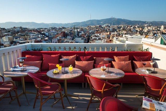 Hotel Vincci Mae en Barcelona