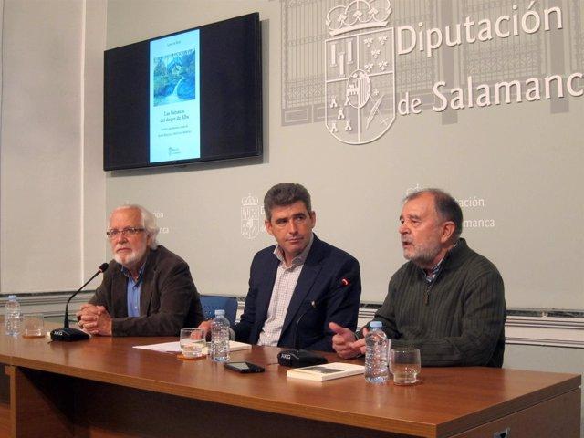 Presentación del libro 'Las Batuecas del duque de Alba'