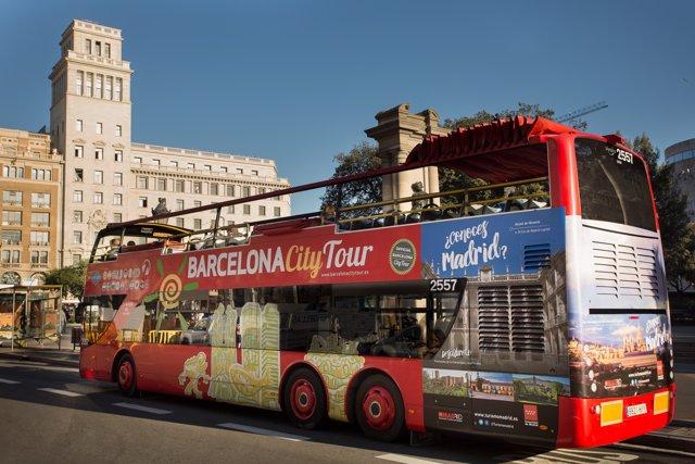 Promoción de Madrid en Barcelona