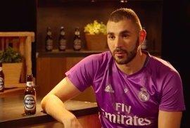 """Benzema: """"Llegar como líder no cambia nada, tenemos ganas de ganar"""""""
