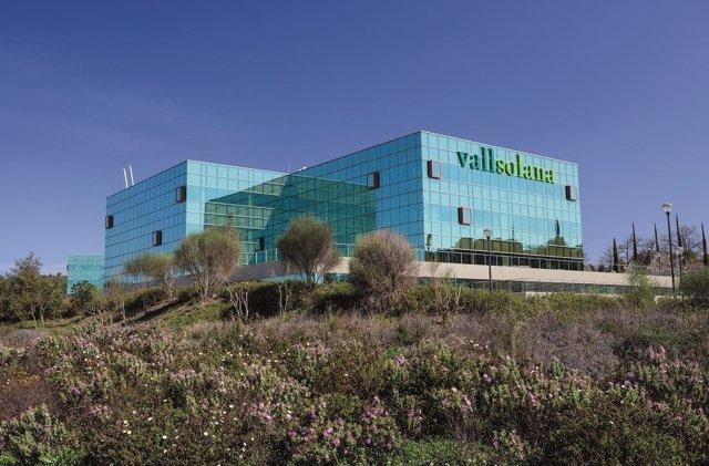 El edificio en el que se ha instalado everis en Sant Cugat del Vallès