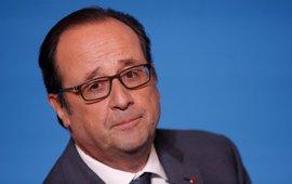 Hollande anuncia que no competirá por la reelección en 2017