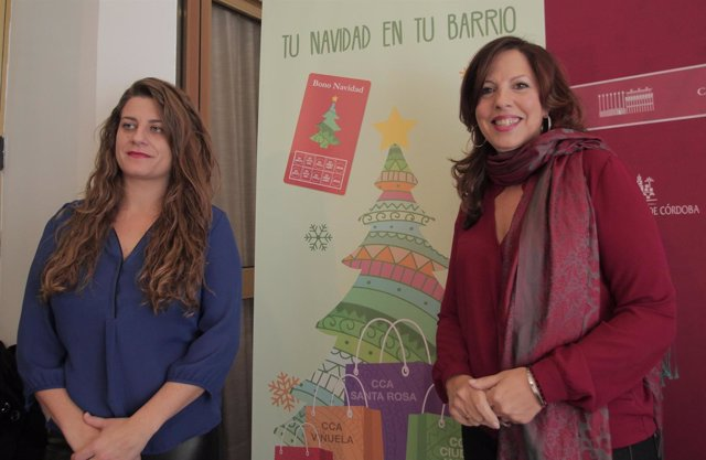 Ivana Belido y Maria del Mar Tellez