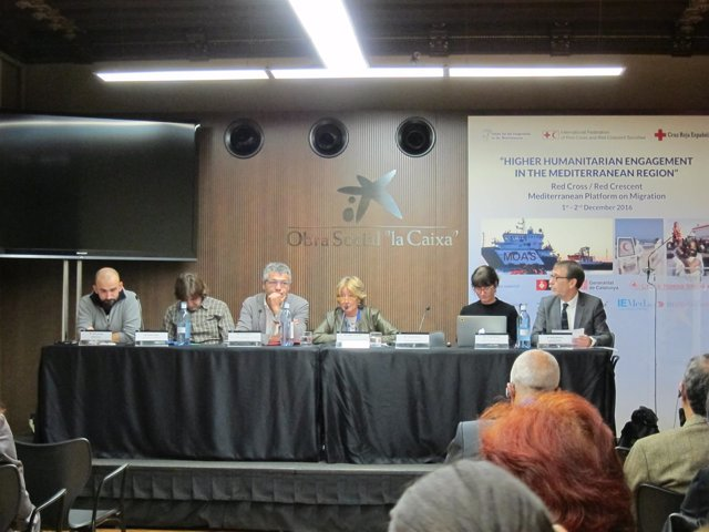 Jornada  'Para un mayor compromiso humanitario en el Mediterráneo'