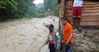 Al menos 15 muertos en República Dominicana por las fuertes lluvias