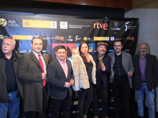 """El Presidente De La Diputación Asiste Al Estreno En Madrid Del Documental """"Migue"""