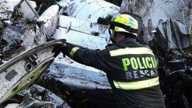 Los cuerpos de las víctimas del avión del Chapecoense llegarán el viernes a sus países