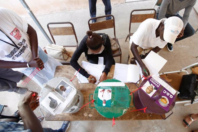 Elecciones presidencialesde 2016 en Gambia