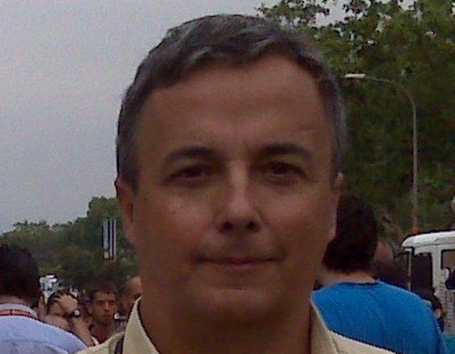 Vicenç Sanclemente, corresponsal de TVE