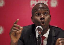 Moise defiende su victoria en Haití y se compromete a combatir la corrupción