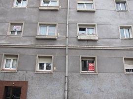 Murcia registra 454 ejecuciones hipotecarias iniciadas sobre viviendas en el tercer trimestre